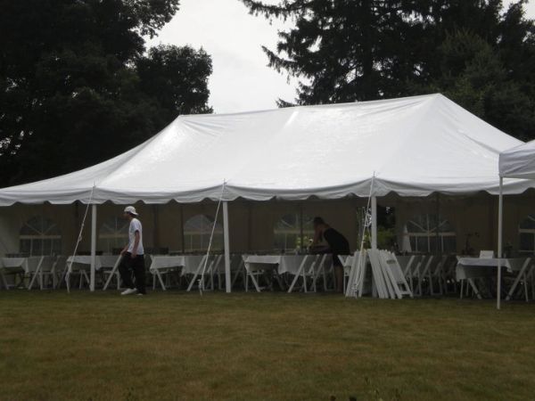 tent and chair rental ohio