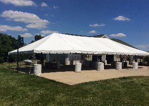 Ohio Frame Tent Wedding