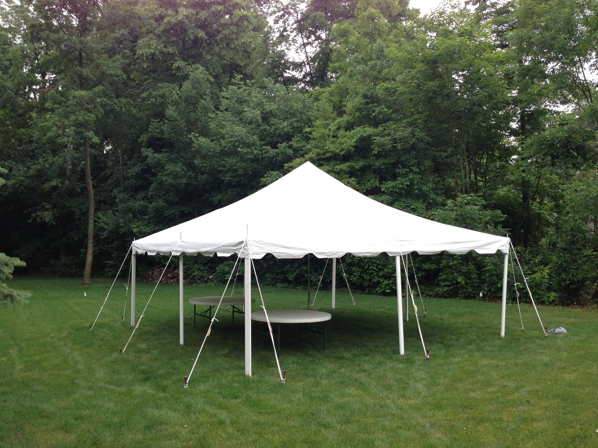 Graduation Parties come to a close - Prestige Tent Rental